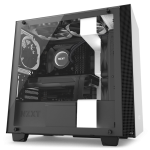 NZXT H400i (黑白透側)