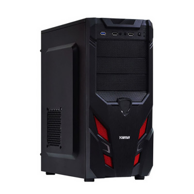 YAMA 雅瑪 戰士 直立式電腦機殼