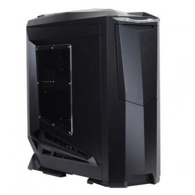 銀欣 SST-RV01B-W-USB3.0 (黑透側) 烏鴉1