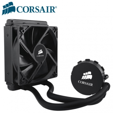 Corsair 海盜船 Hydro Series™ H55 CPU水冷散熱器
