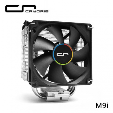 快睿 Cryorig M9i intel專用 CPU散熱器★KOZ規範量身打造★