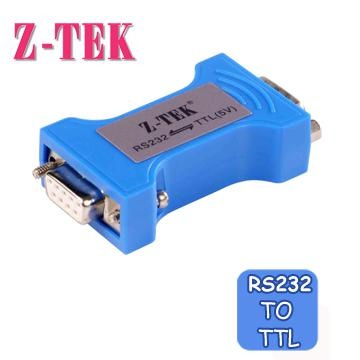 Z-TEK RS232 TO TTL ADAPTER BLACK 轉換器 (ZY099)