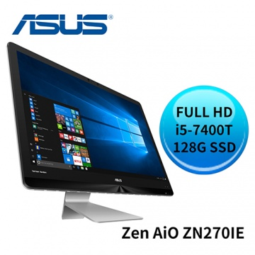 ASUS 華碩 Zen AiO ZN270IE i5-7400T Intel HD Graphics 10點觸控螢幕 All-in-One電腦 (ZN270IEUT-740RA001T)