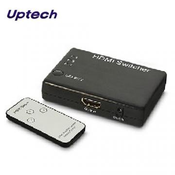 登昌恆 Uptech HS302R 3-Port HDMI 切換器