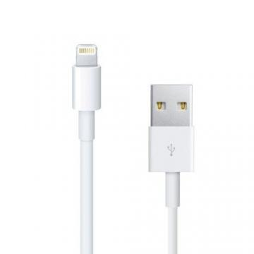 iPhone 5 / iPod Touch 5 / iPod Nano 7 Lightning 對 USB 連接線 傳輸線 (副廠)