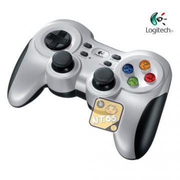羅技 F710 Wireless Gamepad 無線雙震動回饋 遊戲搖桿