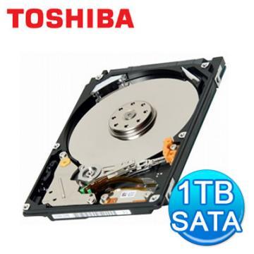 硬碟 1T B 2.5吋 SATA 內接硬碟 Toshiba 東芝 MQ01ABD100 筆電用