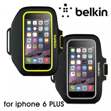 BELKIN Armband iPhone 6 PLUS 5.5吋 Sport-Fit 路跑 運動 ...