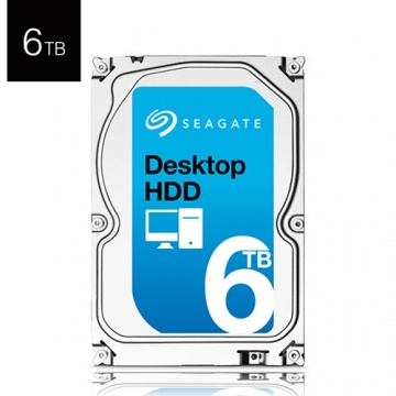 Seagate 希捷 Desktop HDD 6TB ST6000DM001 3.5吋 SATA3 ...