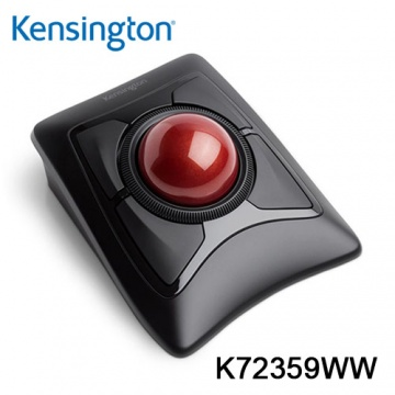 Kensington K72359WW Expert Mouse 專業無線 軌跡球滑鼠