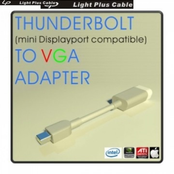 LPC-1809 Thunderbolt to VGA 轉接器