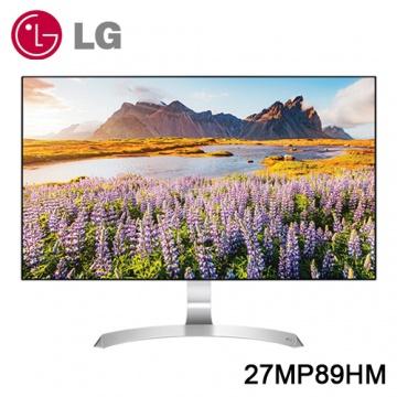 ★四面無邊框設計★ LG 27MP89HM 27型 Full HD IPS LED 液晶螢幕
