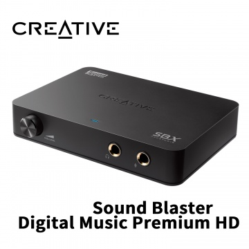 Creative 創巨 創新未來 USB Sound Blaster Digital Music P...