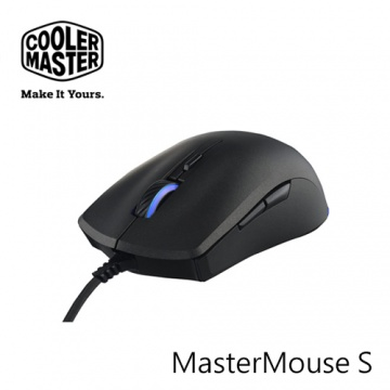 Cooler Master 酷媽 MasterMouse S RGB 電競滑鼠