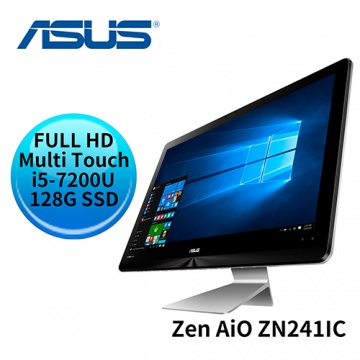 ASUS 華碩 Zen AiO ZN241IC i5-7200U GeForce 940MX 10點...