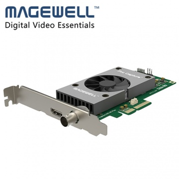 MAGEWELL Pro Capture AIO 4K Plus 影像擷取卡