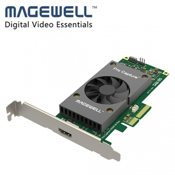 MAGEWELL Pro Capture HDMI 4K Plus 影像擷取卡