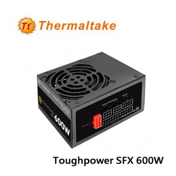Thermaltake 曜越 Toughpower SFX 600W金牌認證