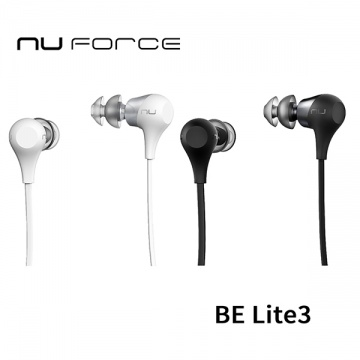NuForce BE Lite3 磁吸式高音質藍牙耳機