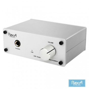 RexA for HD Music USB DAC 耳機擴大機 (16bit/48KHz) REX-...