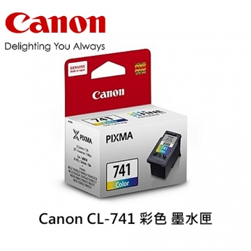 Canon CL-741 彩色 墨水匣