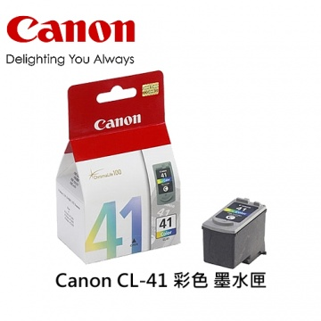 Canon CL-41 彩色 墨水匣
