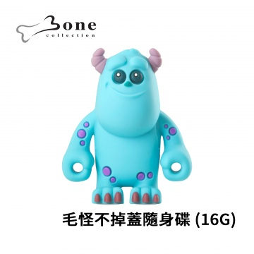 Bone Collection Sulley Driver 毛怪16G不掉蓋隨身碟 [MU怪獸大學]