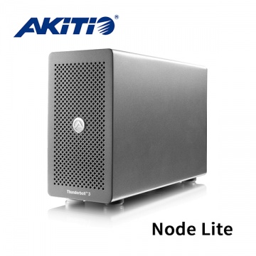 AKiTiO Node Lite Thunderbolt3 轉 PCIe 外接擴充裝置