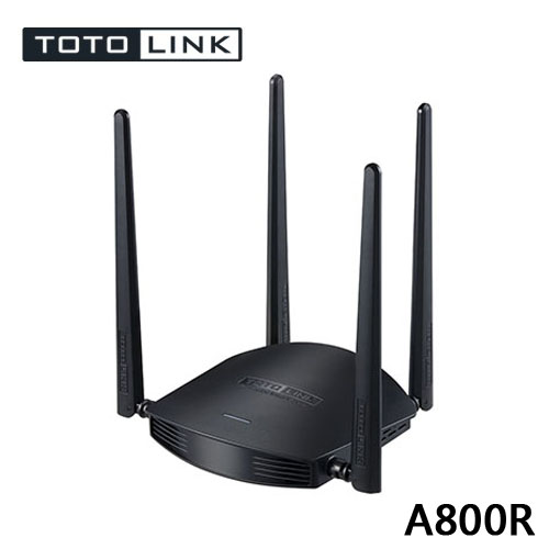 TOTOLINK A800R AC1200 WIFI 無線路由器