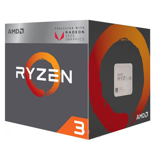 AMD Ryzen 3 2200G 3.5GHz CPU 處理器