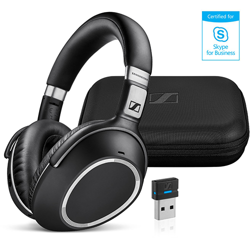 Sennheiser 聲海 MB 660 UC MS 藍芽無線耳機.Skype for Busine...