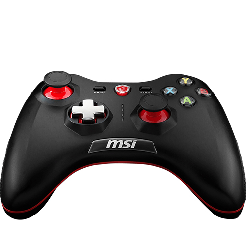 MSI 微星 Force GC30 (PC /PS3 /Android三平台) 無線搖捍控制器遊戲手...