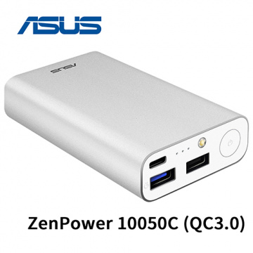 ASUS 華碩 ZenPower 10050C (QC3.0) 10050mAh USB-C 快充行...