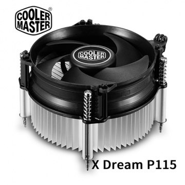 Cooler Master X Dream p115 Intel CPU 散熱器