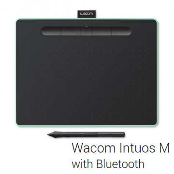 WACOM Intuos COMFORT PLUS Medium CTL-6100WL/E0-C 繪...