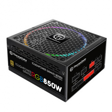 Thermaltake 曜越 Toughpower Grand RGB 850W 金牌 電源供應器