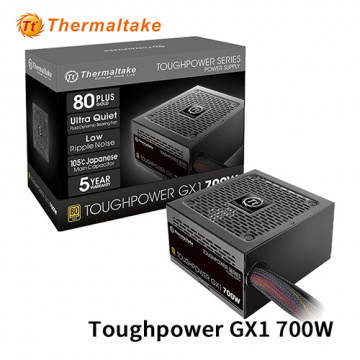 Thermaltake 曜越 Toughpower GX1 700W 80 PLUS金牌 電源供應器...