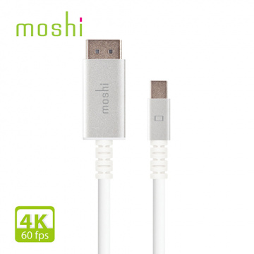 Moshi Mini DisplayPort to DisplayPort 傳輸線(4K@60)99...