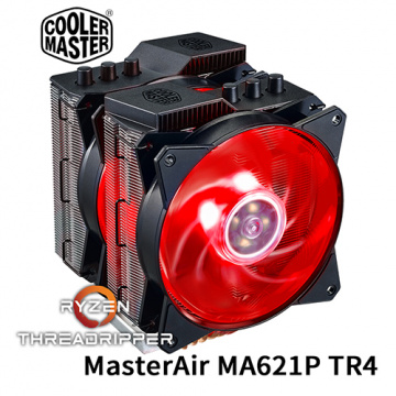 (針對 AMD Ryzen Threadripper 處理器設計) Cooler Master 酷碼...