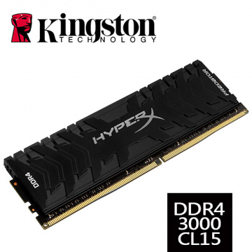 Kingston 金士頓 HyperX Predator 3000MHz 16G HX430C15P...