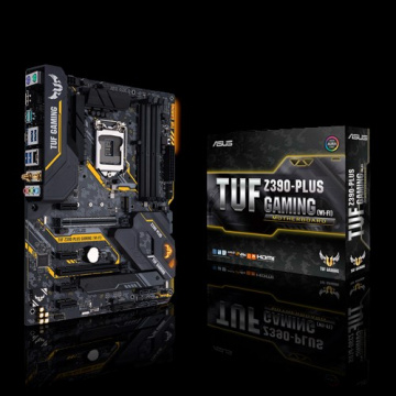 ASUS 華碩 TUF Z390-PLUS GAMING (WI-FI) ATX 1151v2 主機...