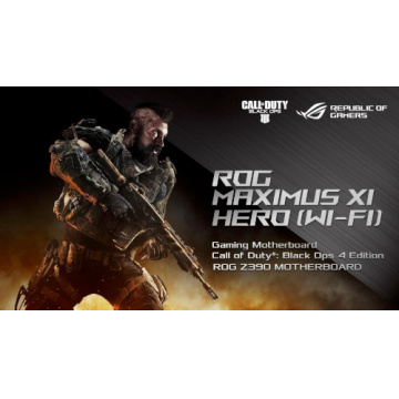 ASUS 華碩 ROG MAXIMUS XI HERO (WI-FI) Call of Duty :...