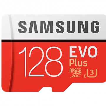 Samsung 三星 EVO PLUS 128GB microSDXC 記憶卡(目前都是HA版本)