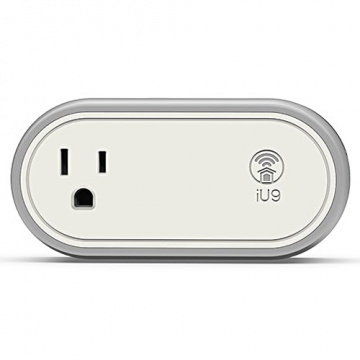 OPRO9 優普耐 iU9 Smart Power Outlet (Apple HomeKit) 智...