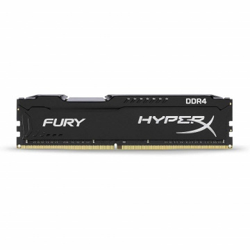 Kingston 金士頓 HyperX Fury Black 8G 2666MHz DDR4 CL1...