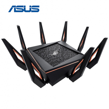 ASUS 華碩 ROG Rapture GT-AX11000 AX11000 三頻 WiFi 6 (802.11ax) 10 Gigabit WIFI6 電競 無線路由器