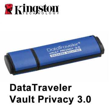 金士頓 DataTraveler Vault Privacy 3.0 4GB 隨身碟