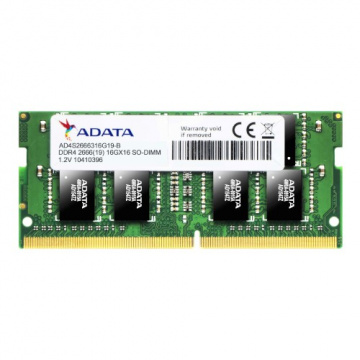 ADATA 威剛 Premier DDR4-2666 4G SO-DIMM (NB) 記憶體