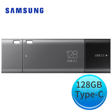 Samsung 三星 DUO Plus USB3.1 Type-C 128GB 隨身碟