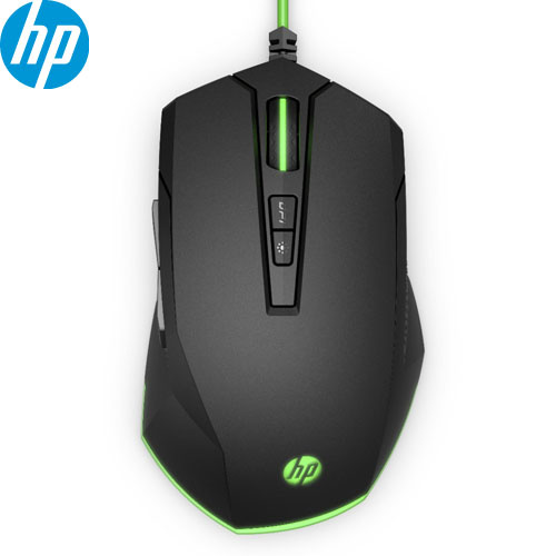 HP PAV Gaming Mouse 200 ( 5JS07AA ) 電競滑鼠